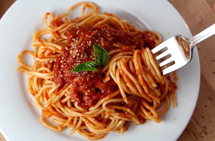 Tinkered Tomato Sauce